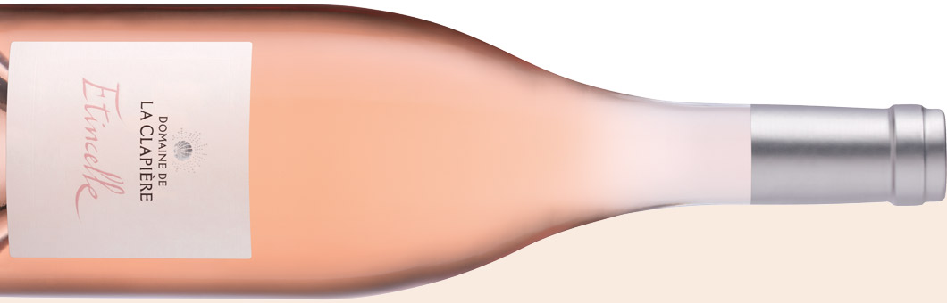bottle etincelle rose